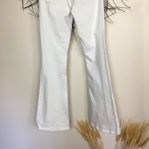 Henry & Belle Jeans - White LILA FLARE by Henry & belle. Size 28